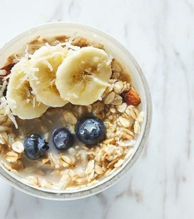Receta de avena para desayunar