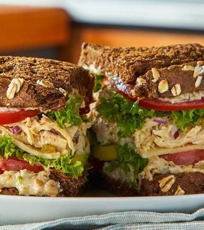 club_sandwich de pollo