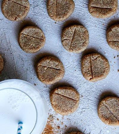 galletas de especias tipo belga