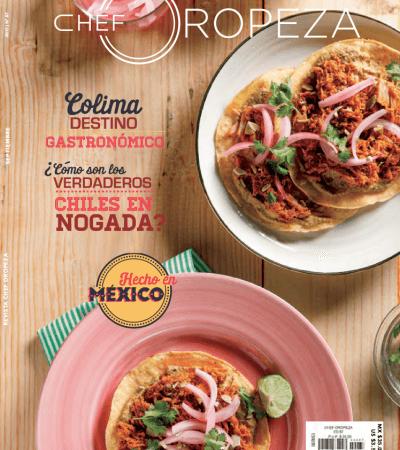 Revista Chef Oropeza No.87_Septiembre_2017