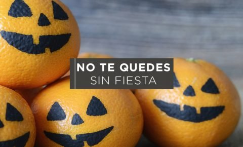 Preparativos de última hora para tu Halloween