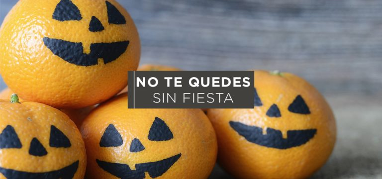 Preparativos de última hora para tu Halloween