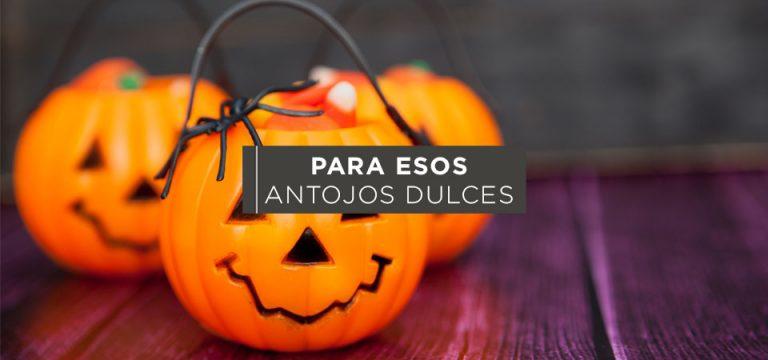 Postres saludables para Halloween