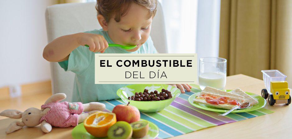 Desayunos saludables para tus hijos