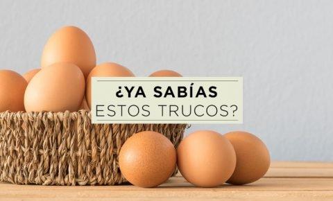 8 Tips para cocinar huevos
