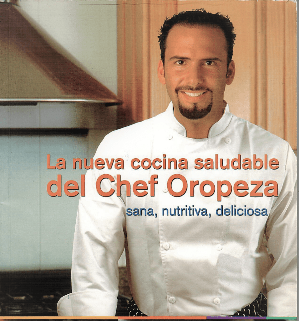 La nueva cocina saludable del chef oropeza primera for La nueva cocina francesa