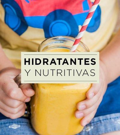 Bebidas saludables para niños