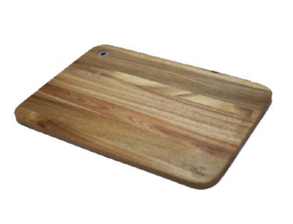Tabla 32 x 22 x 1.5 cm, madera de acacia