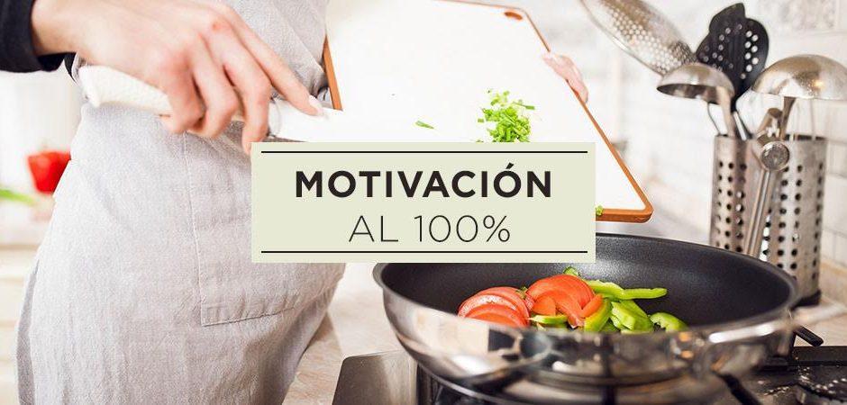 4 Tips para animarte a cocinar