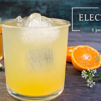 Agua electrolótica