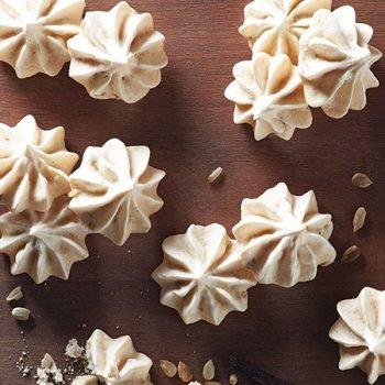 Bites de merengue sin azúcar