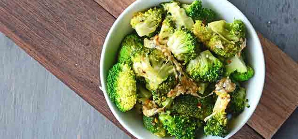 Botana de Brócoli