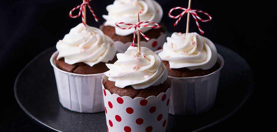 Cupcakes Navidenos Chef Oropeza