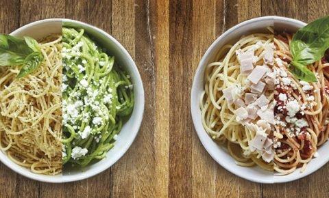 Espagueti 4 en 1