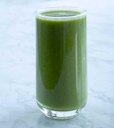Jugo verde vitaminico