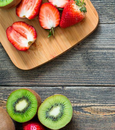kiwi-fresa