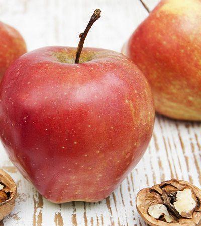 Manzana con Nuez