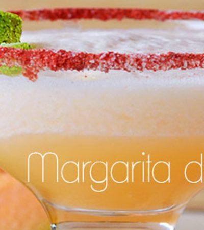 Margarita de melón