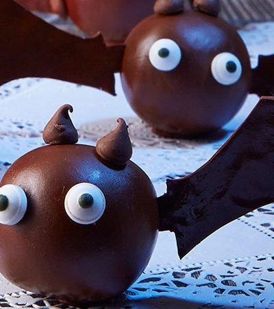 Monstruos Voladores de Chocolate