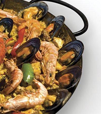 Paella corbuse