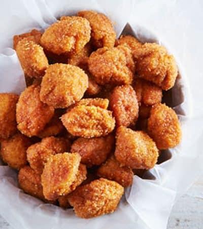 Palomitas de pollo