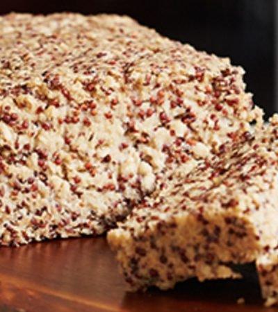 Pan integral libre de gluten