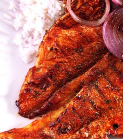 pescado al pibil
