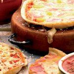 Pizza Casera con Pan Árabe