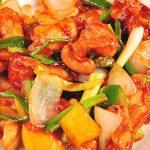 Pollo al horno estilo tailandés