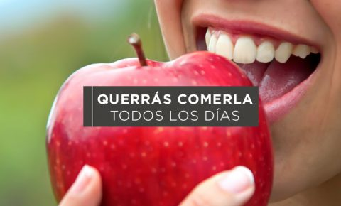 Beneficios y nutrientes de la MANZANA