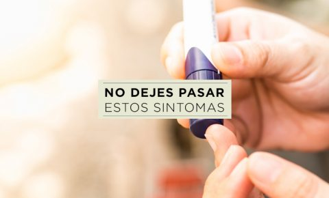 Diabetes: Causas, síntomas y cómo se diagnostica
