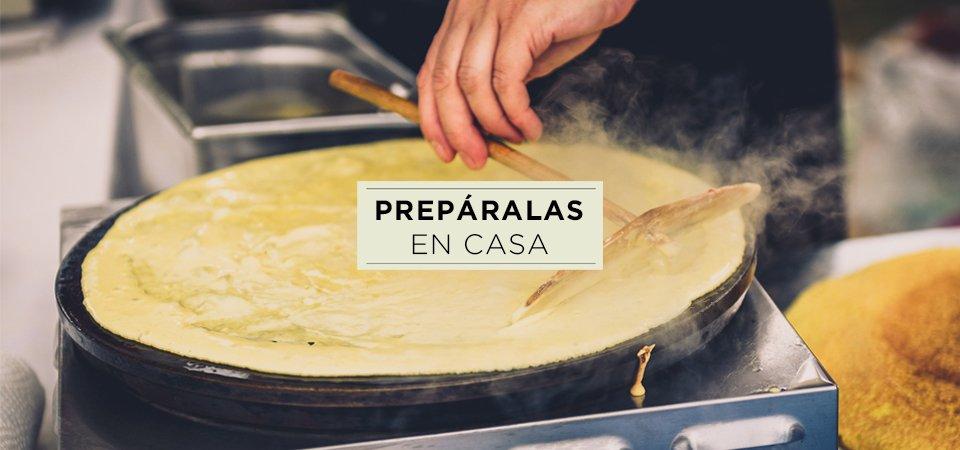 Diferentes Harinas Que Sirven Para Hacer Crepas Chef Oropeza