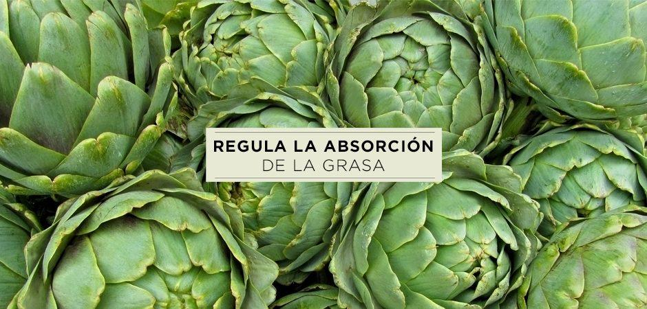 Beneficios y nutrientes de la alcachofa