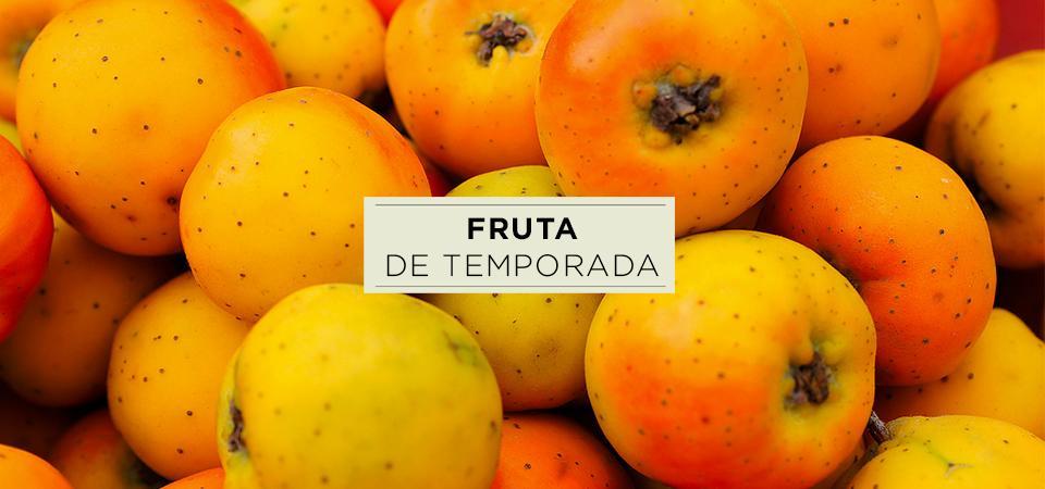 Fruta de Tomporada
