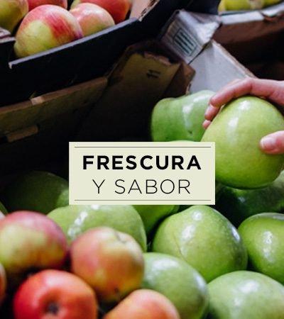 ¿Cómo elegir las mejores frutas y verduras?