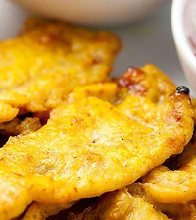Satay kay, brochetas de pollo