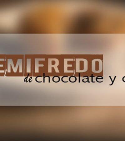 Semifredo de chocolate y café