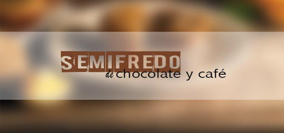 Semifreddo de Chocolate y Café