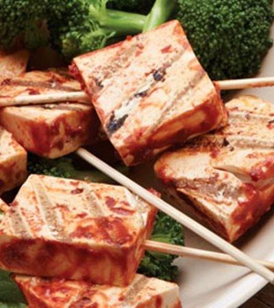 Tofu a la diabla