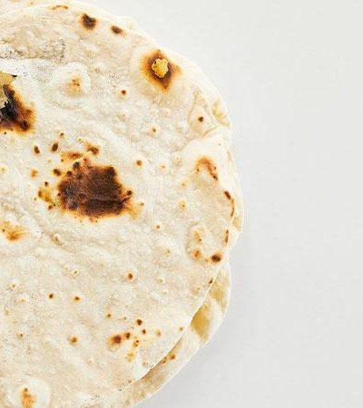 Tortillas de Harina Caseras