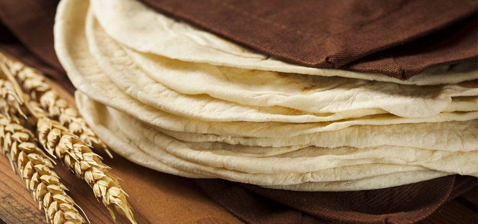 Resultado de imagen para tortillas harina