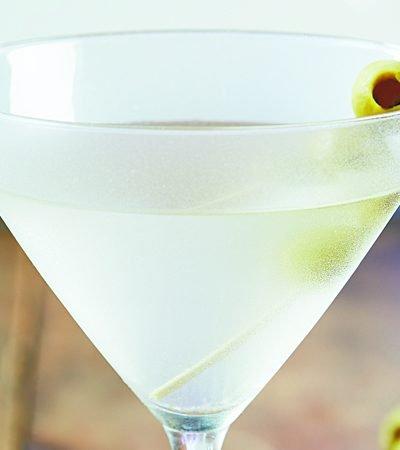 Martinis: clásico y gibson