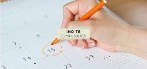 Prepara tus resoluciones para Año Nuevo