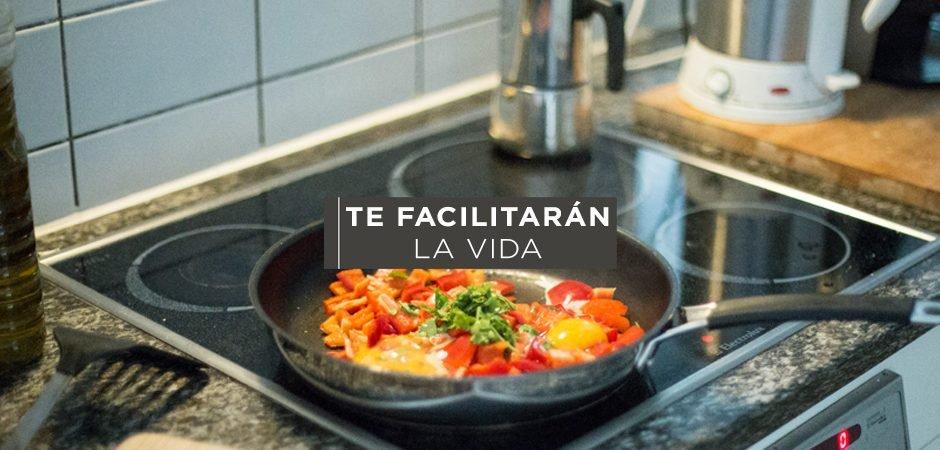 7 Técnicas de la cocina saludable