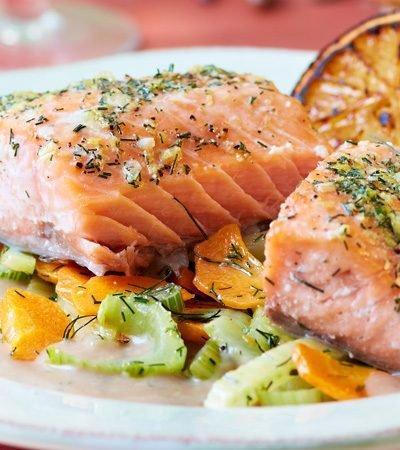 salmon-plancha