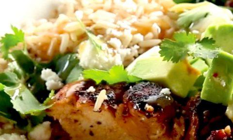receta de ensalada pollo carbonell