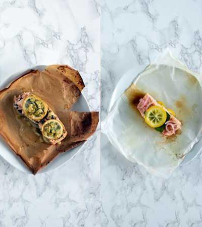 4 recetas con 1 salmón