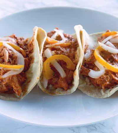 Tacos de pipián