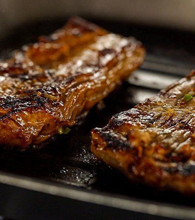 Marinadas para carnes