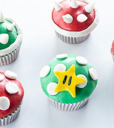 cupcakes mario bros